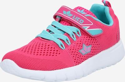 LICO Sneaker 'Suman VS' in türkis / pink, Produktansicht