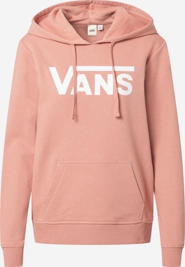 VANS Sweatshirt in rosa / weiß, Produktansicht