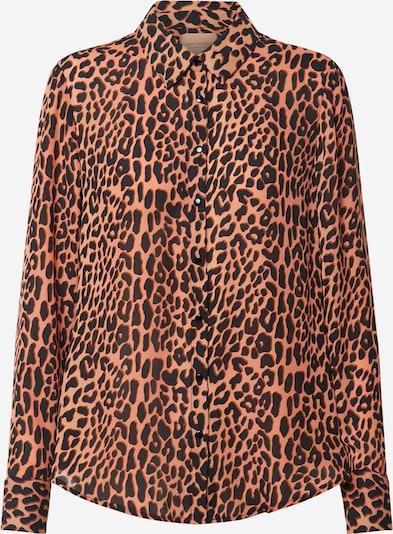 SCOTCH & SODA Bluse in lachs / schwarz, Produktansicht