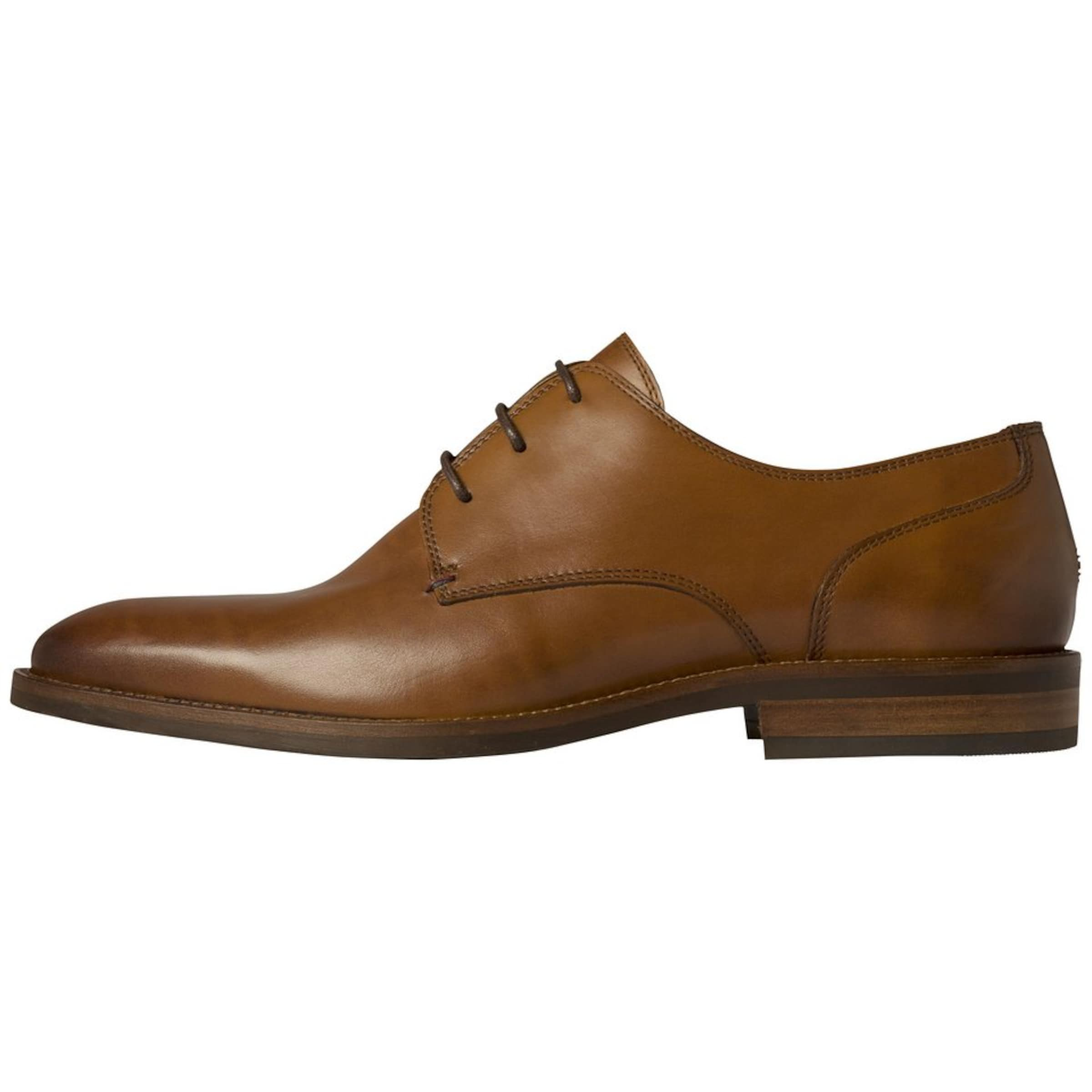 TOMMY HILFIGER Schnürhalbschuh Verschleißfeste billige Schuhe