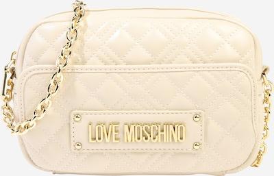 Love Moschino Tasche 'NEW SHINY QUILTED' in creme, Produktansicht