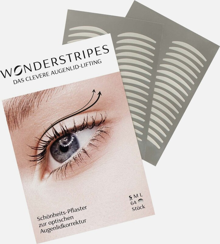 WONDERSTRIPES 'Augenlid-Korrektur Pflaster' Schönheits-Pflaster zur optischen Augenlidkorrektur