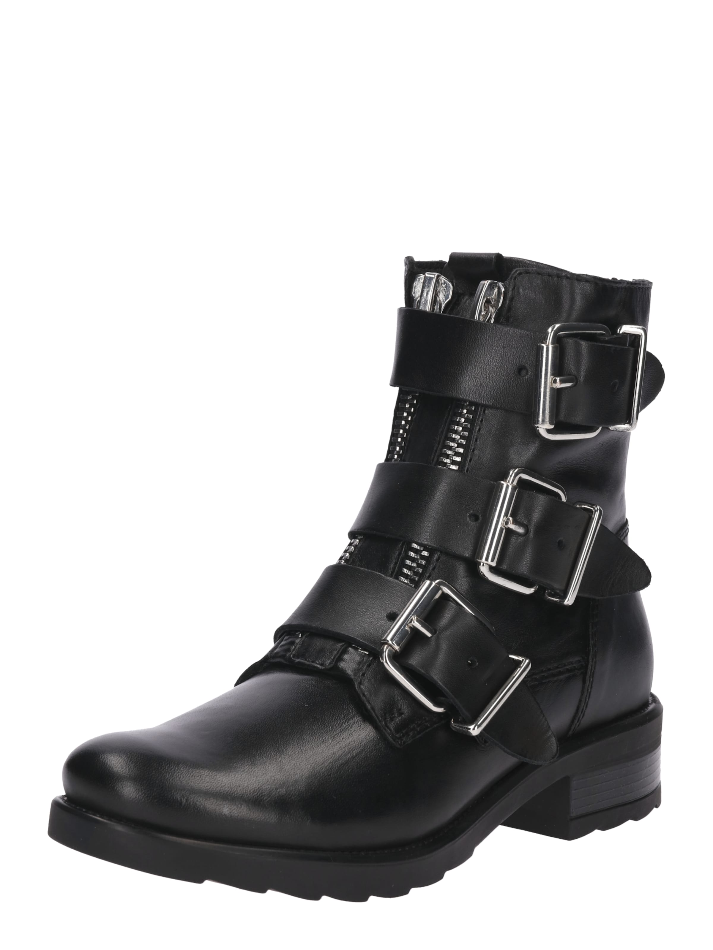 PS Poelman Stiefeletten Verschleißfeste billige Schuhe