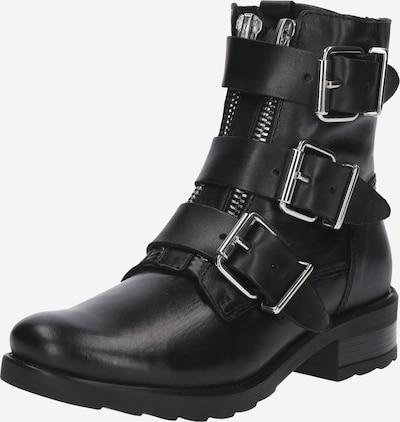 PS Poelman Stiefeletten in schwarz, Produktansicht