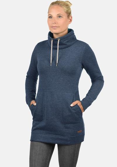 Desires Sweatshirt 'Vilma' in blau: Frontalansicht