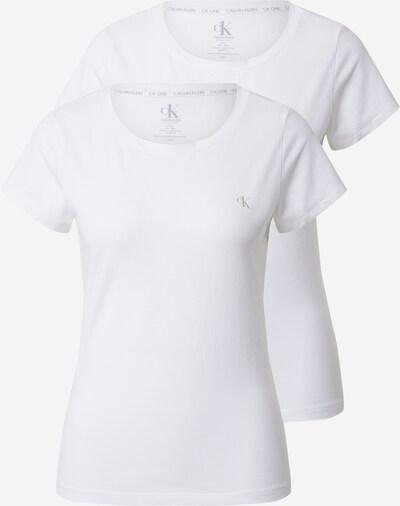 Calvin Klein Underwear Majica za spanje | bela barva, Prikaz izdelka