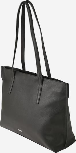 BREE Leder-Shopper 'Cary 5' in schwarz, Produktansicht
