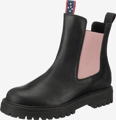 JOLANA & FENENA Chelsea Boot in hellpink / schwarz, Produktansicht