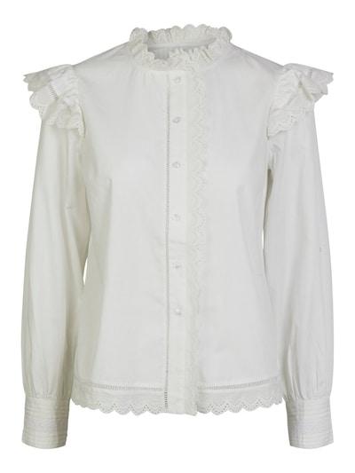 Y.A.S Hemd 'YASCHLOEL' in weiß, Produktansicht