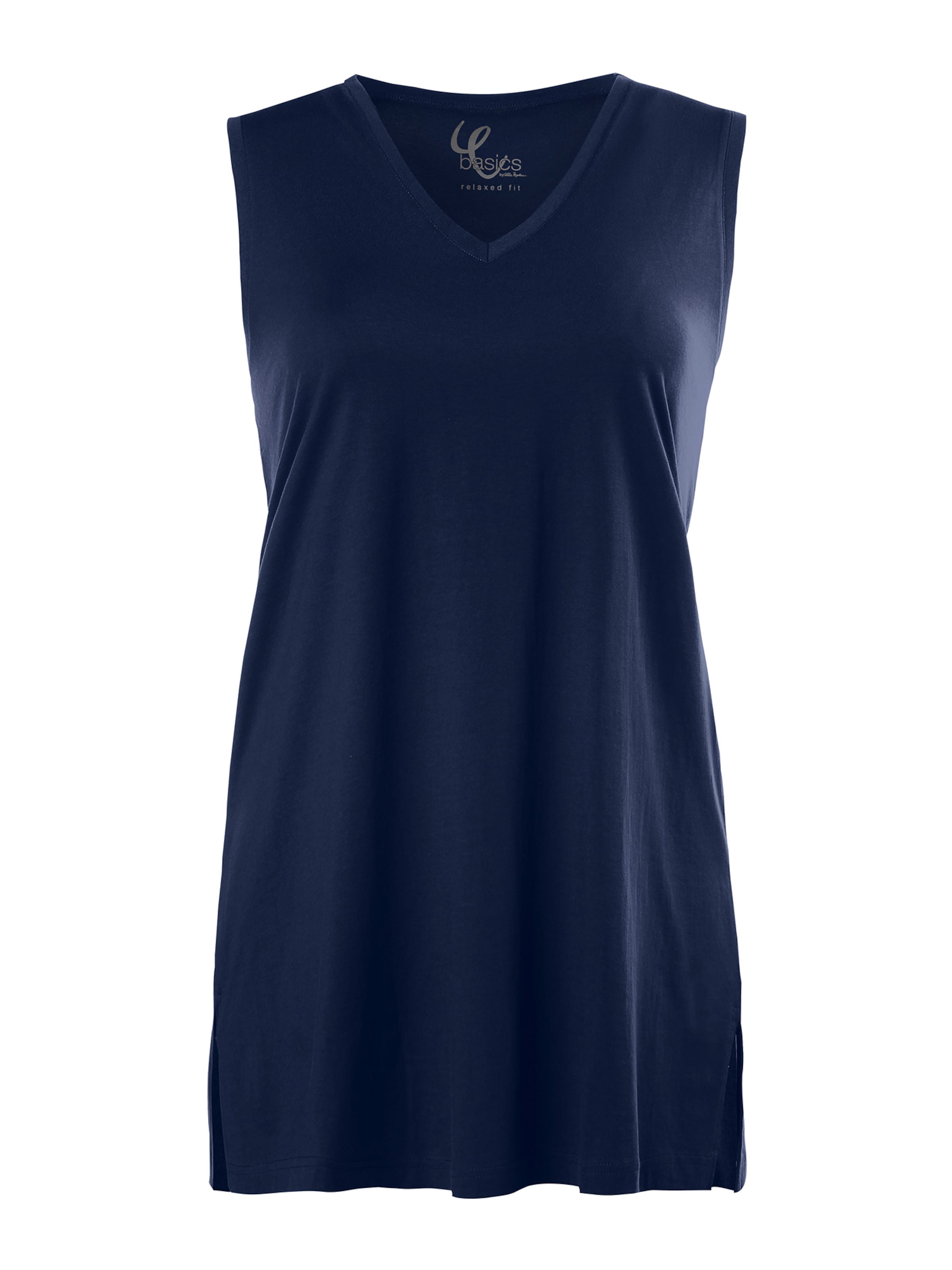 Ulla Popken T En Bleu shirt TlFK13Jc