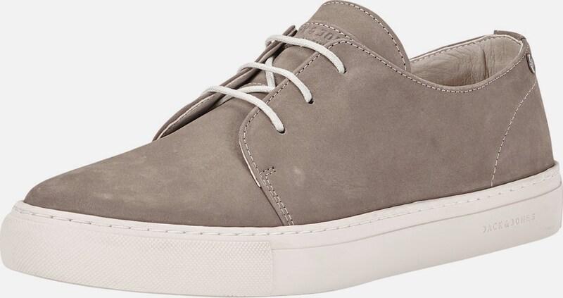 JACK & JONES | Leder Sneaker