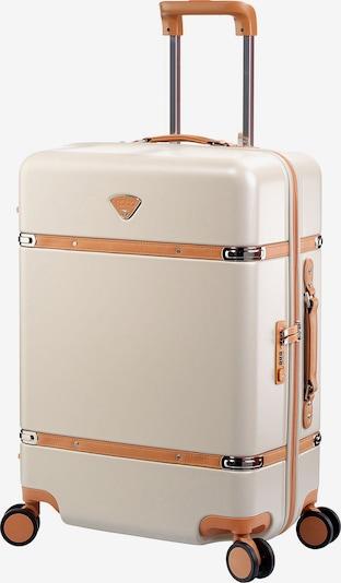 Jump Trolley 'Riviera' in beige / apricot, Produktansicht