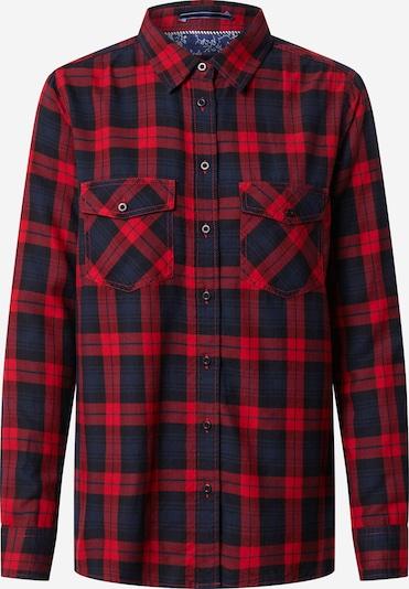 Pepe Jeans Blúzka 'Anai' - červená / čierna, Produkt