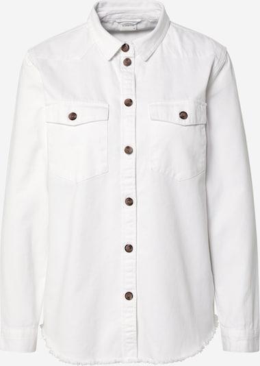 JACQUELINE de YONG Bluza | bela barva, Prikaz izdelka