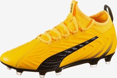 PUMA Fußballschuhe 'One 20.3' in gelb / schwarz, Produktansicht