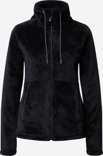 ROXY Sweatjacke 'Tundra' in schwarz, Produktansicht