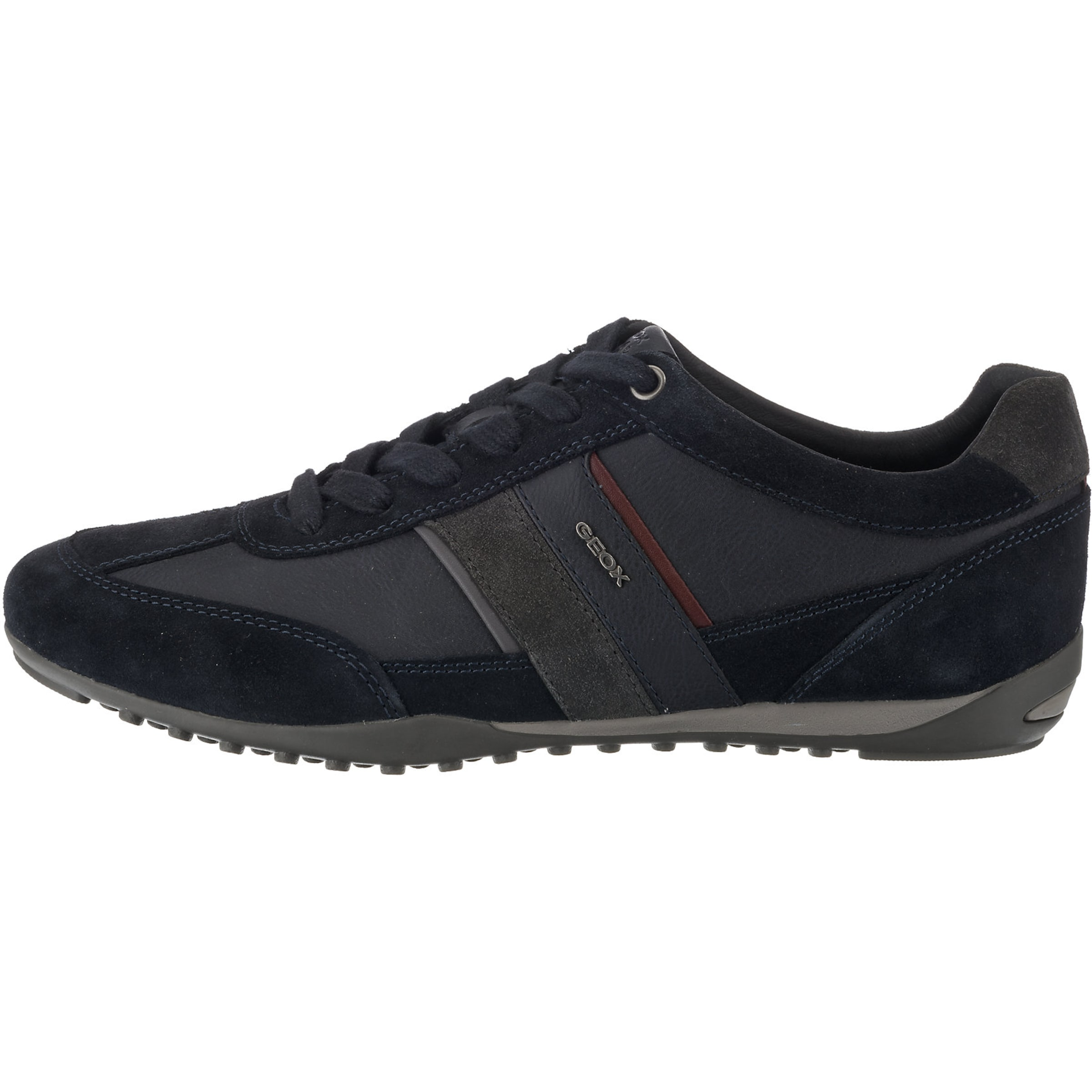 'u Geox Sneakers Wells In NachtblauSchwarz C' zMpGUVSq