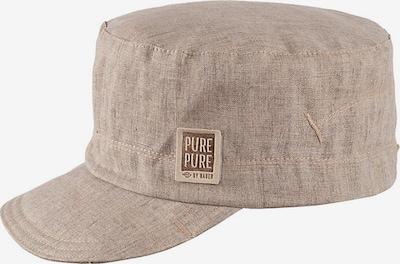 pure pure by BAUER Cap in beige, Produktansicht