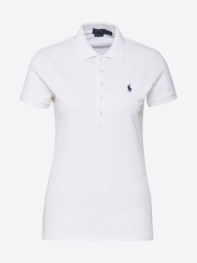 POLO RALPH LAUREN Shirt 'JULIE' in de kleur Wit, Productweergave