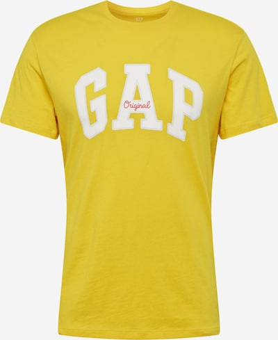 GAP T-Shirt in gelb, Produktansicht