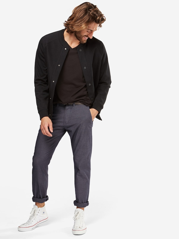 TOM TAILOR Chino 'Travis Casual w/ belt'