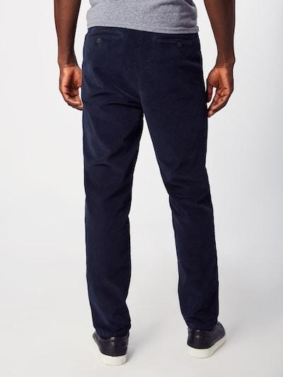 Kelnės 'Adam' iš SELECTED HOMME , spalva - tamsiai mėlyna: Vaizdas iš galinės pusės