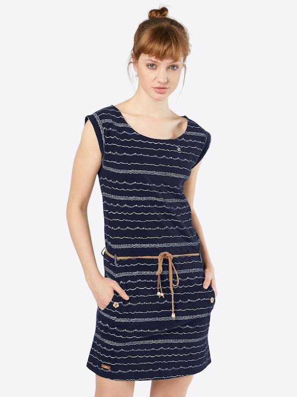 Ragwear Kleid 'TAG WAVES' in blau | ABOUT YOU