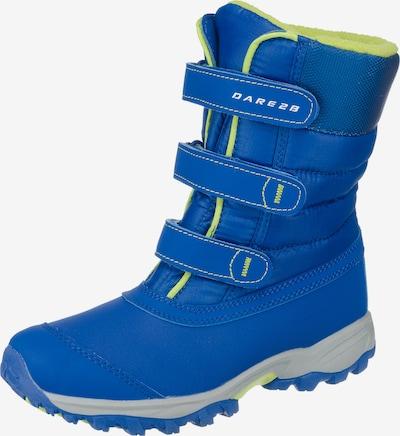 DARE 2B Winterstiefel 'Skiway' in blau / neongrün, Produktansicht