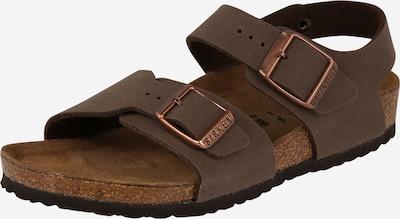BIRKENSTOCK Otvorená obuv 'New York Kids' - hnedá, Produkt