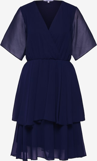ABOUT YOU Kleid 'Leia Dress' in navy: Frontalansicht