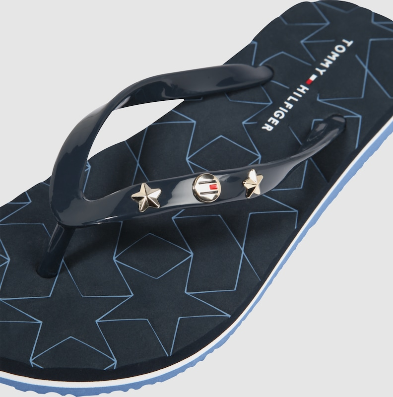 TOMMY HILFIGER Sandale  METALLIC STAR BEACH