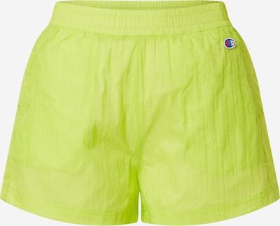 Kelnės iš Champion Reverse Weave , spalva - žaliosios citrinos spalva, Prekių apžvalga
