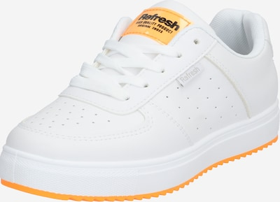 Sneaker low Refresh pe portocaliu / alb, Vizualizare produs