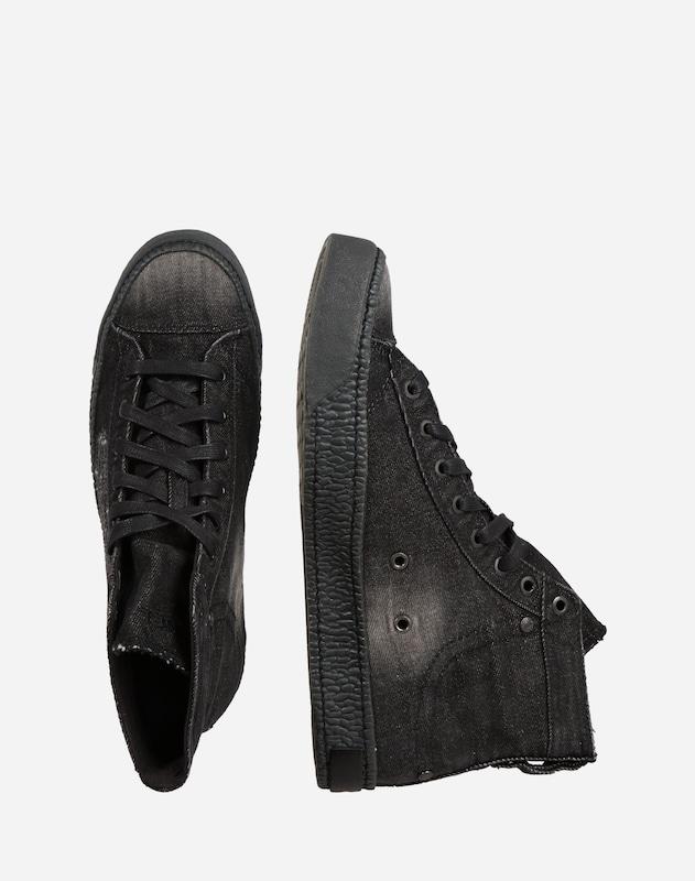 DIESEL Knöchelhohe Denim-Sneaker 'Magnete'