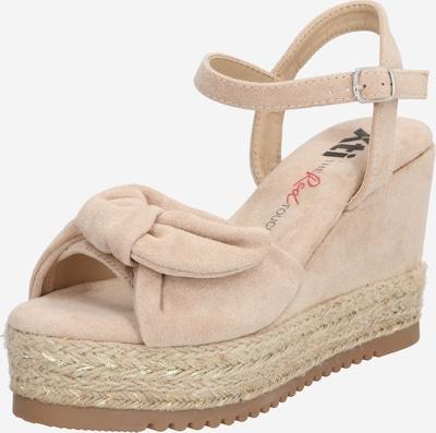 Xti Sandalette in beige / sand, Produktansicht