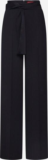 HUGO Pantalon 'Hedena' in de kleur Zwart, Productweergave
