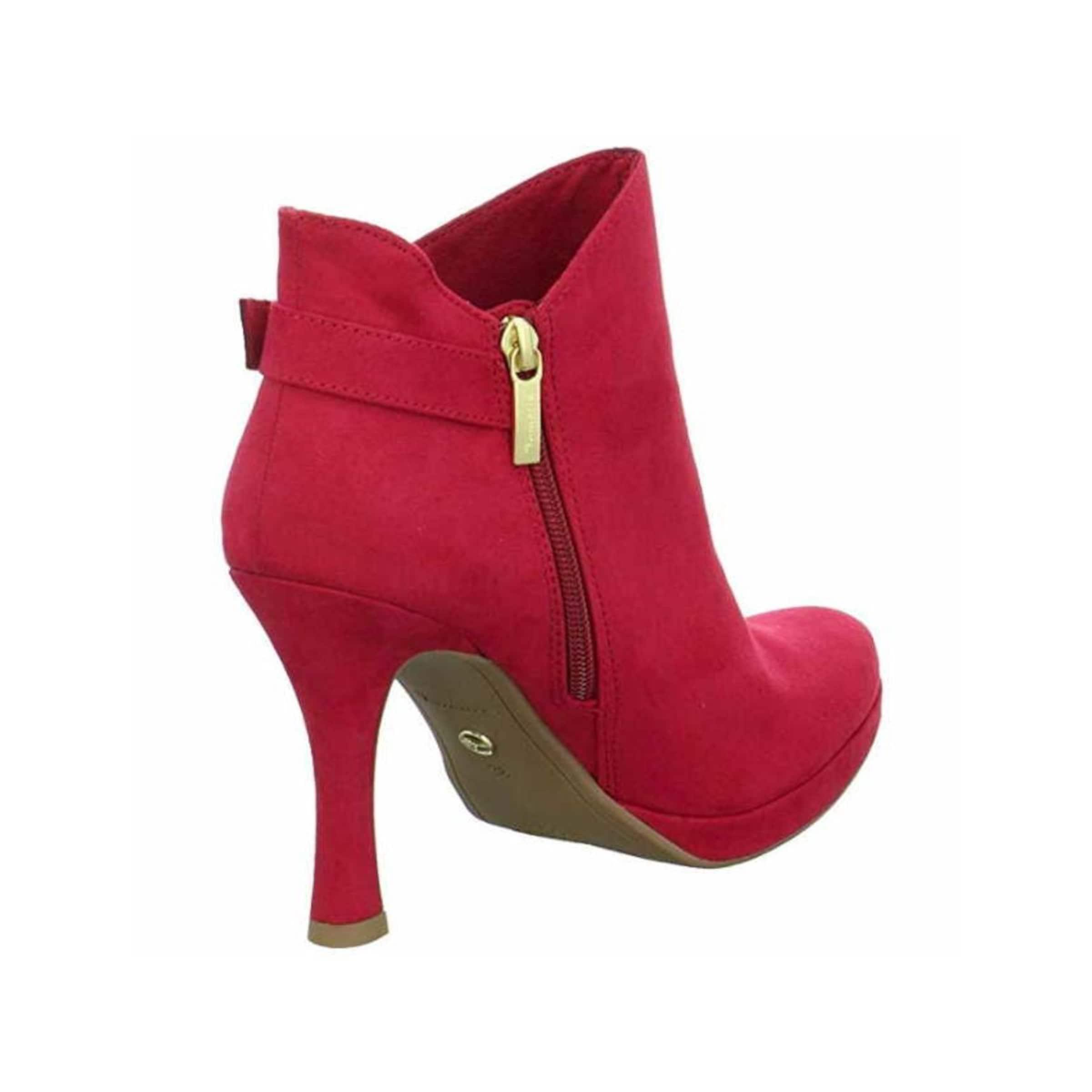 Tamaris Tamaris Stiefel In In Rot Rot In Stiefel Stiefel Tamaris 2EHID9