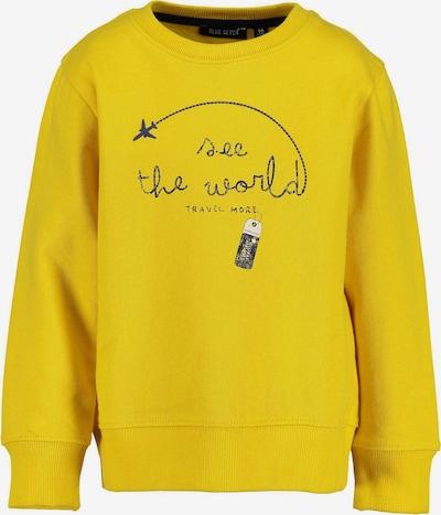 BLUE SEVEN Sweatshirt für Jungen in gelb, Produktansicht