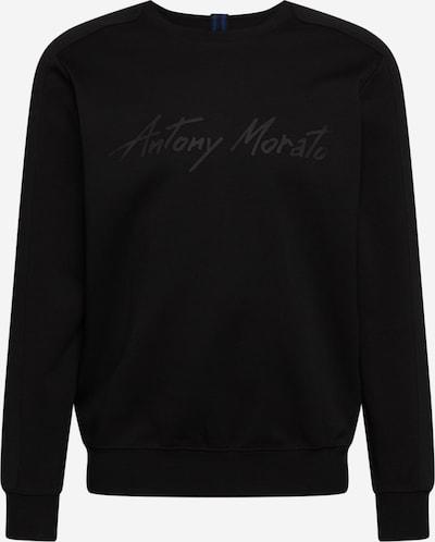 ANTONY MORATO Sweat-shirt en noir, Vue avec produit