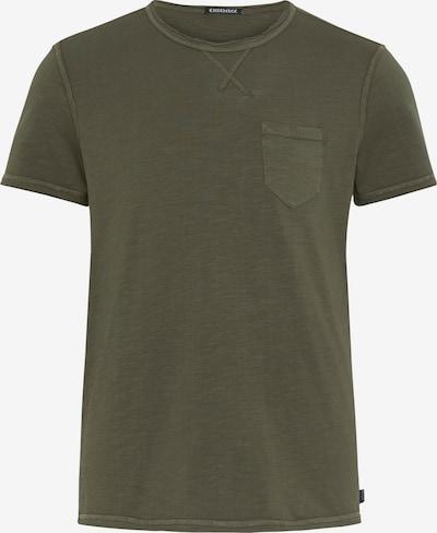 CHIEMSEE Shirt in oliv, Produktansicht