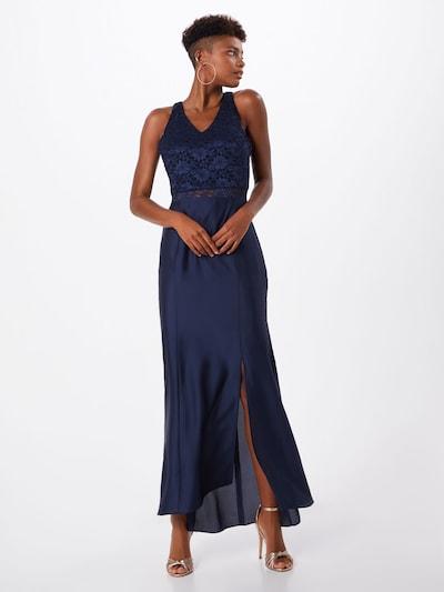 SWING Kleid in marine, Modelansicht