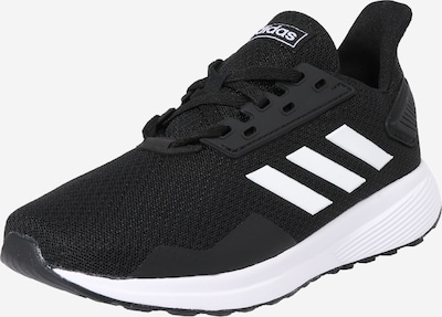 ADIDAS PERFORMANCE Sports shoe 'Duramo 9' in black / white, Item view