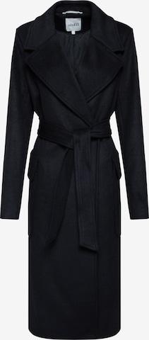 mbym Between-Seasons Coat 'Toby' in Black