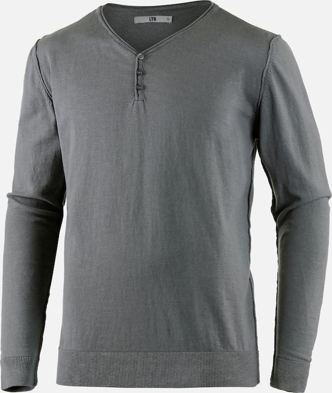 LTB Pullover mit V-Ausschnitt