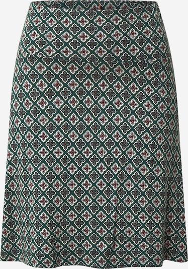King Louie Spódnica w kolorze ciemnozielony / fioletowy / czerwony / białym, Podgląd produktu