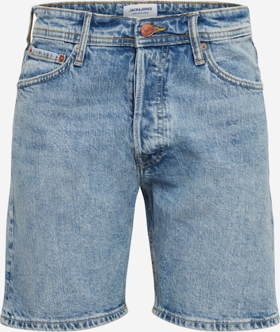 JACK & JONES Jean 'JJICHRIS JJORG SHORTS AM 957 PCW STS' en bleu denim, Vue avec produit
