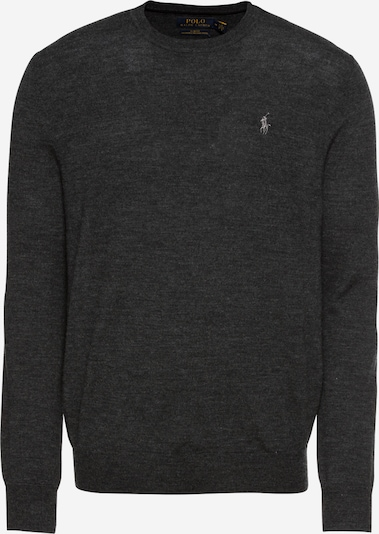 POLO RALPH LAUREN Pullover 'LS SF CN PP-LONG SLEEVE-SWEATER' in dunkelgrau, Produktansicht