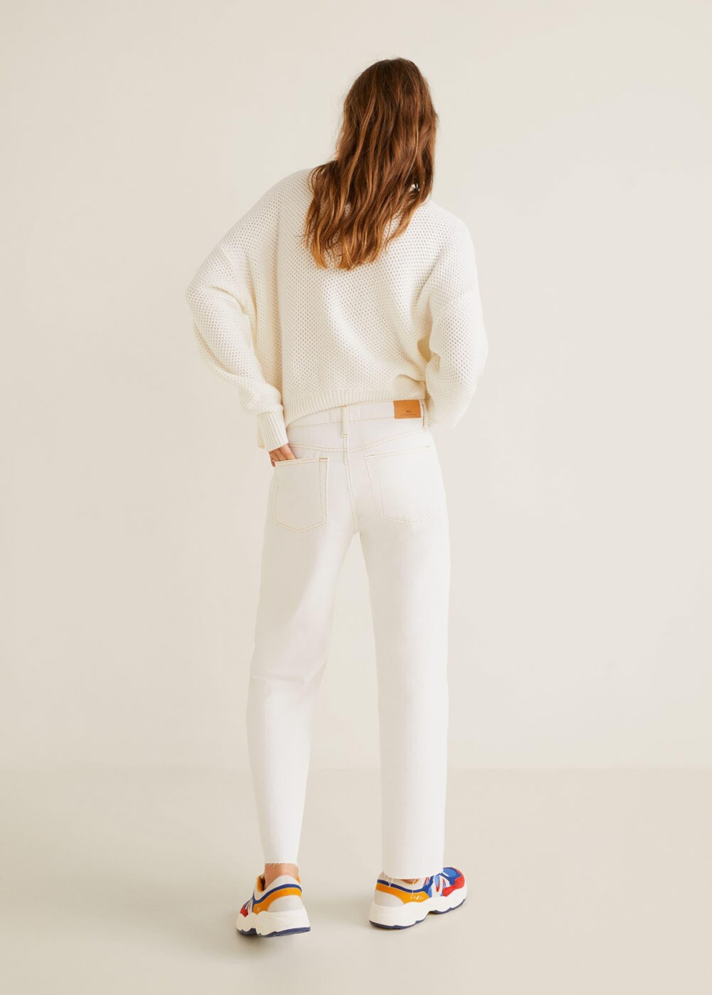 Mango 'pretty' Nude Jeans In In 'pretty' Jeans Mango 2EDHI9