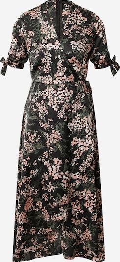AX Paris Ljetna haljina u zelena / roza / crna, Pregled proizvoda