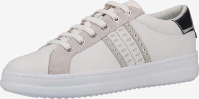 GEOX Sneaker in taupe / weiß, Produktansicht